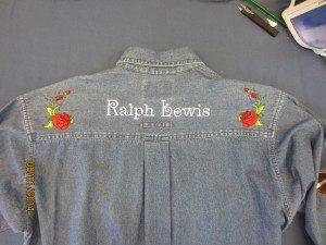 Ralph Shirt back
